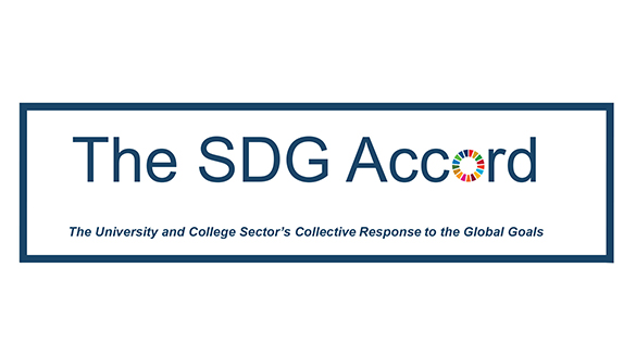 Craven College First to Sign up for Sustainable Development Goals -