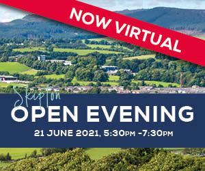 VIRTUAL Open Evening – Skipton89432