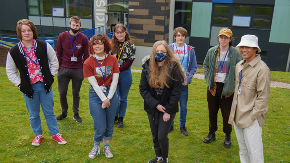 Hinterlands Film Success for Media Students