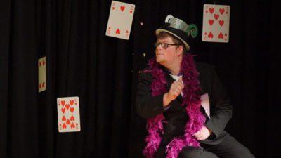 Alice 400x225 - Performing Arts Students Leave Craven College in Wonderland alt
