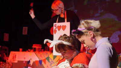 Alice12 400x225 - Performing Arts Students Leave Craven College in Wonderland alt