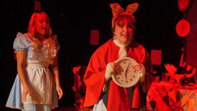 Alice15 400x225 - Performing Arts Students Leave Craven College in Wonderland alt