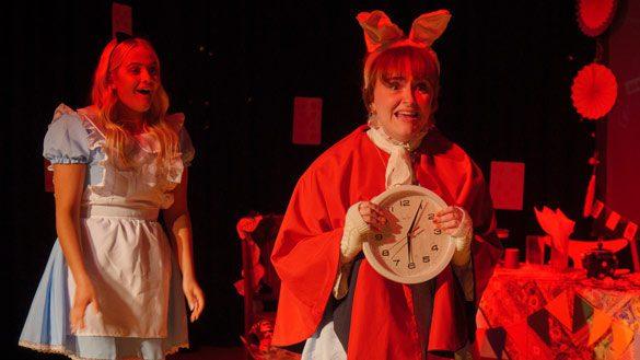 Performing Arts Students Leave Craven College in Wonderland - 93877