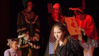 Alice18 400x225 - Performing Arts Students Leave Craven College in Wonderland alt