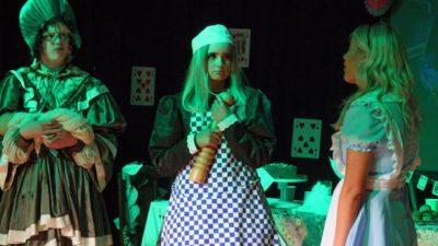 Alice2 400x225 - Performing Arts Students Leave Craven College in Wonderland alt