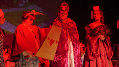 Alice20 400x225 - Performing Arts Students Leave Craven College in Wonderland alt