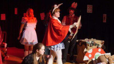 Alice22 400x225 - Performing Arts Students Leave Craven College in Wonderland alt