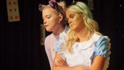 Alice4 400x225 - Performing Arts Students Leave Craven College in Wonderland alt