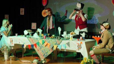 Alice6 400x225 - Performing Arts Students Leave Craven College in Wonderland alt