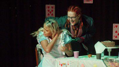 Alice8 400x225 - Performing Arts Students Leave Craven College in Wonderland alt