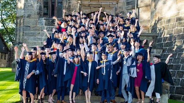 Craven College Degrees Awarded by University of Hull - 93668