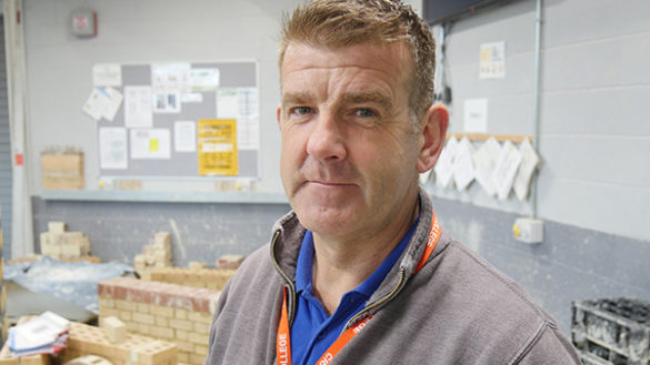Construction Tutor Builds up to Charity Cycle - 94062