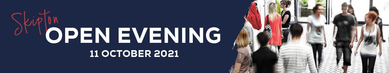 Open Evening – Skipton 94755