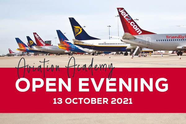 Open Evening – Aviation Academy - 94761