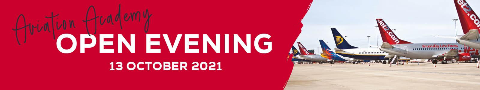 Open Evening – Aviation Academy 94761