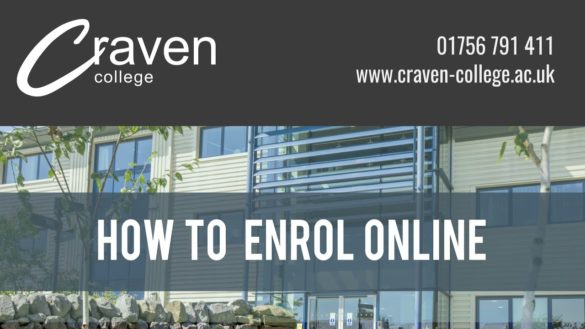 How to Enrol Online - 94093