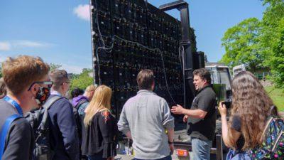 web P1980058 400x225 - Media Students Prepare for Gateways Festival alt