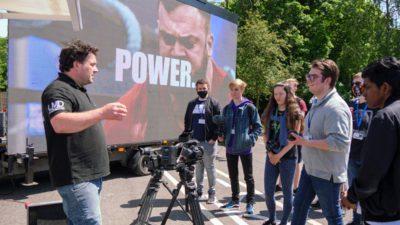 web P1980070 400x225 - Media Students Prepare for Gateways Festival alt