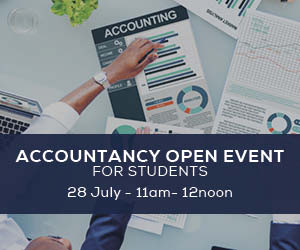 Accountancy Open Event (for students)95211