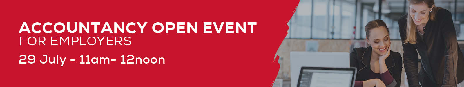 Accountancy Open Event (for Employers) 95225