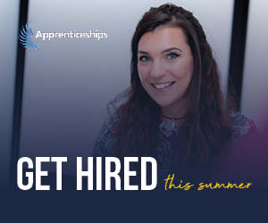 Apprenticeships – Get Hired (Student Workshop)95288