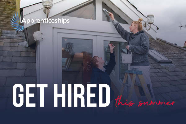 Apprenticeships – Get Hired (Parents Workshop) - 95309