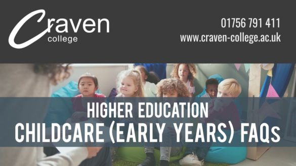 Degree in Childcare – FAQs - 94821