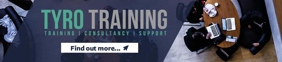 tyro training courses - Speculative Application Form alt