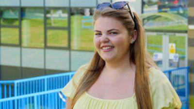 Rosie Rudden 2 400x225 - Craven College Celebrates Excellent Results alt