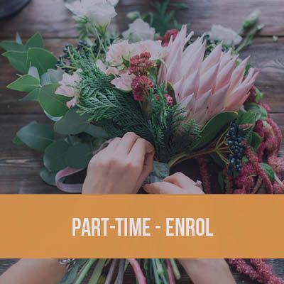 parttime enrol - Apply alt