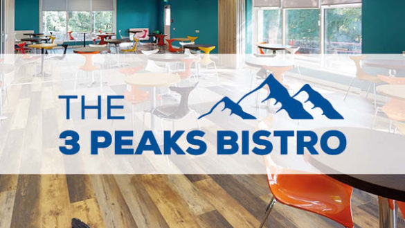 3 Peaks Bistro – We are Open to the Public! - 95886