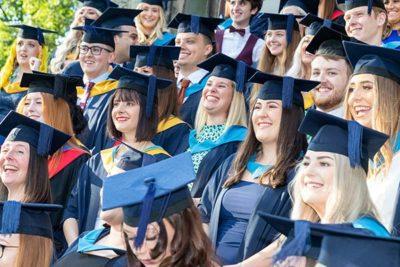 Close up Group shot 400x267 - Craven College celebrates its graduates' success alt