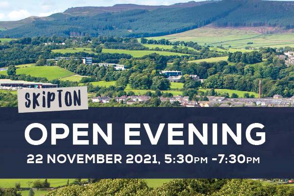 Open Evening – Skipton - 96027