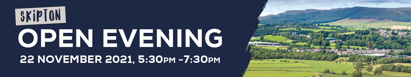 Open Evening – Skipton 96027