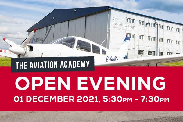 Open Evening – Aviation Academy - 96033
