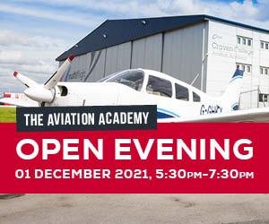 Open Evening – Aviation Academy96033