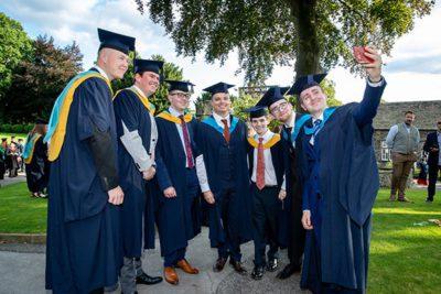 Male Group shot 400x267 - Craven College celebrates its graduates' success alt