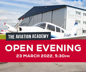 Open Evening – Aviation Academy96968