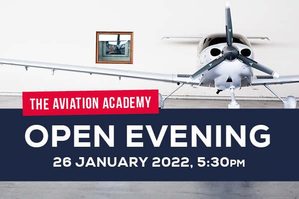 Open Evening – Aviation Academy - 96956